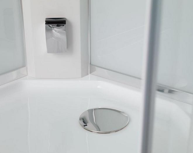 Prezzo cabina doccia archimede glass versione steam con bagno turco cromoterapia bluetooth cm - Effegibi bagno turco schede tecniche ...