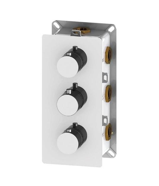 Miscelatore termostatico T 6-4 vie