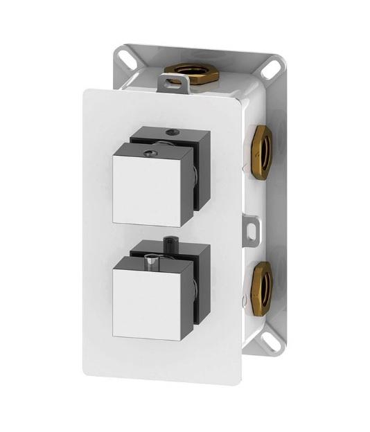 Miscelatore termostatico Q 4-2 vie