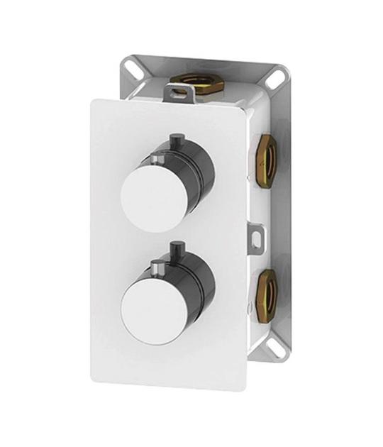 Miscelatore termostatico T 4-2 vie