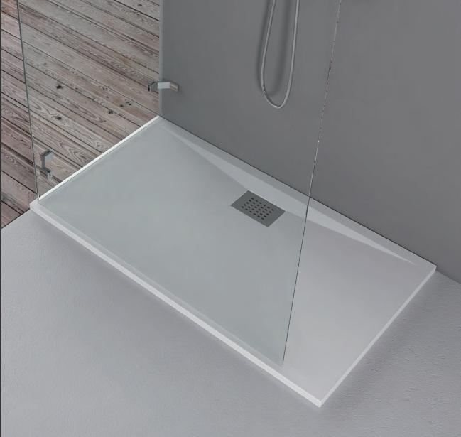 Prezzo surf rettangolare piatti doccia grandform mod - Piletta piatto doccia ...