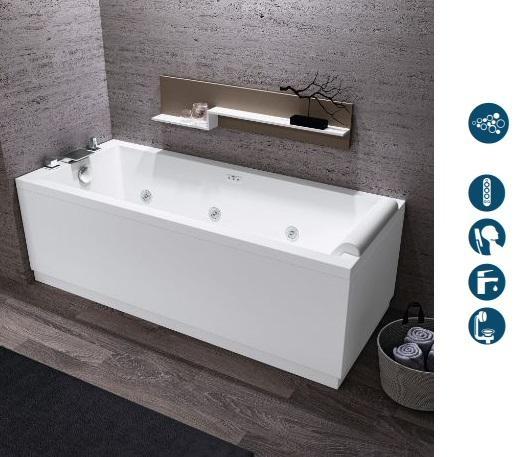 prezzo Calos con rubinetteria Hydro Novellini - Vasche idromassaggio ...